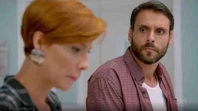 Camila Rodrigues e Felipe Cunha protagonizam a novela Topíssima