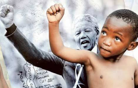 Strenght as we understand through Nelson Mandela's legacy