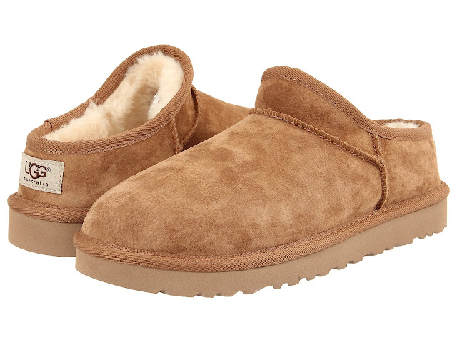 UGG Classic Slippers for only $44 (reg $100)