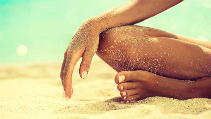 How To Remove Tan From Feet