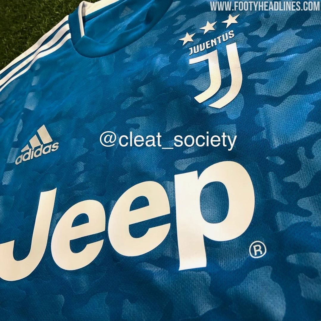 new arrivals 5374c 0a627 Juventus 19-20 Home, Away & Third Kits Leaked / Released ...