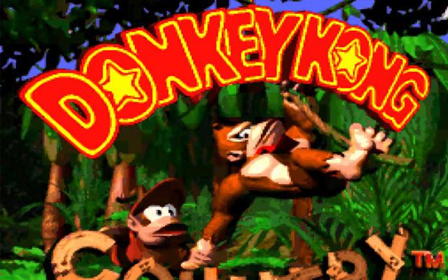 Donkey kong country, Donkey kong country 2, Donkey kong country tropical freeze, Donkey kong country rom, snes, juego de plataformas, donkey country returns, returns wii, descargar Donkey kong Country
