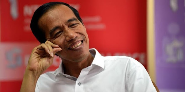 Dilawankan Dengan Prabowo + Anies Elektabilitas Jokowi Tetap Jauh Di Atas Angin, Ini Perolehannya....