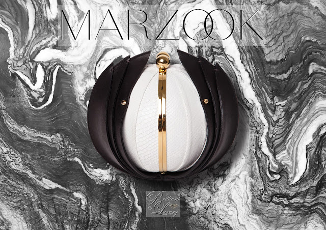 Brilliant Luxury ♦ Marzook exquisite bag line