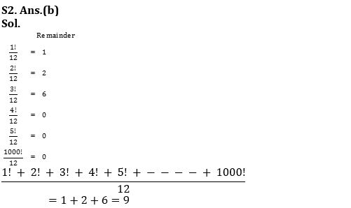 questions based on remainder theorem ib  acio  special