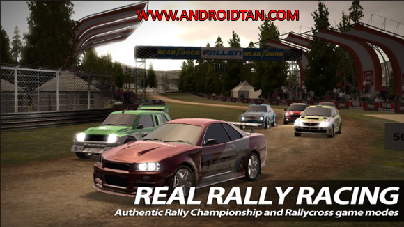 Free Download Rush Rally 2 Mod Apk + Data v1.114 Unlimited Money/All Unlocked Terbaru 2017