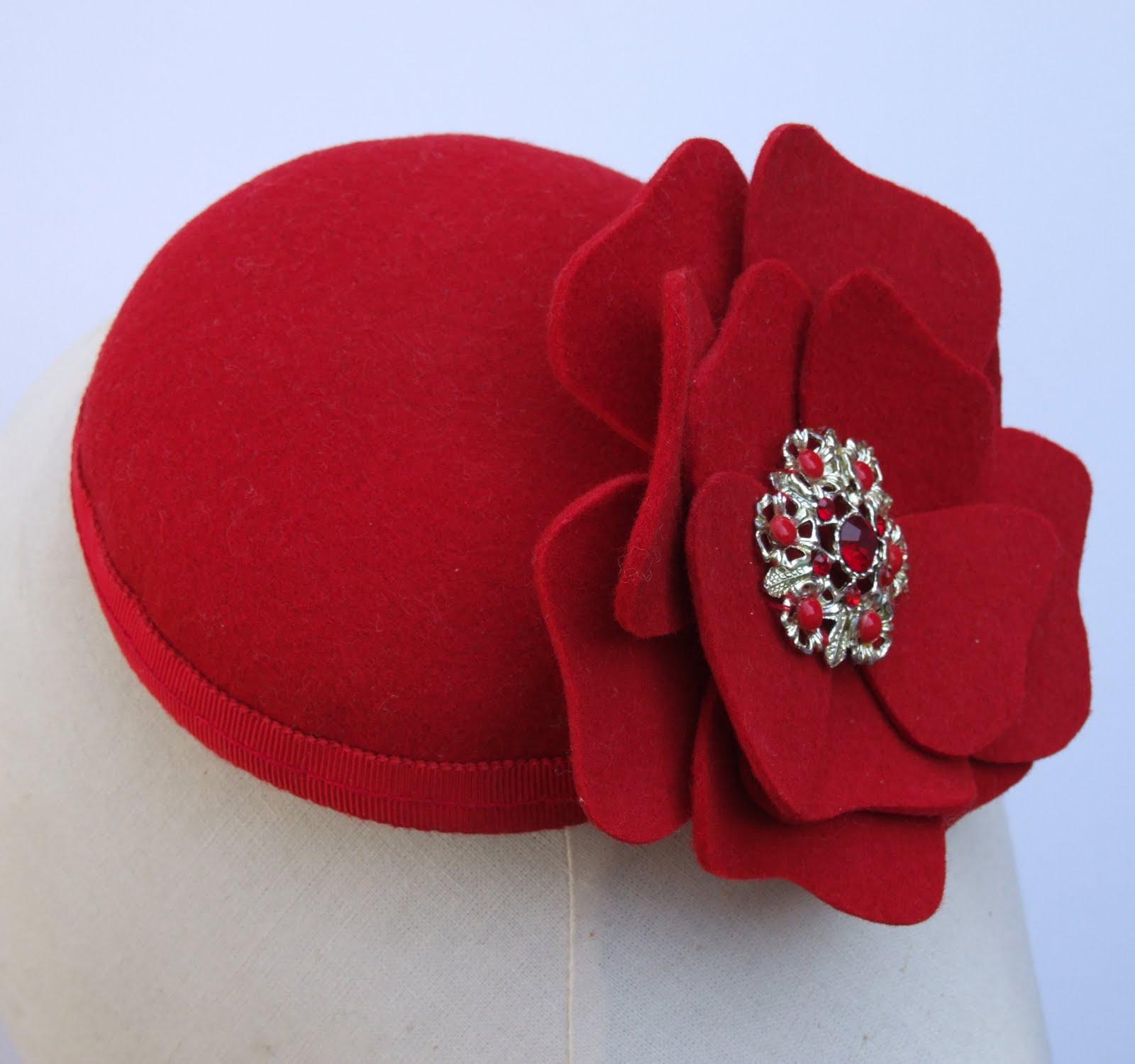 Vintage Felt Hat 81
