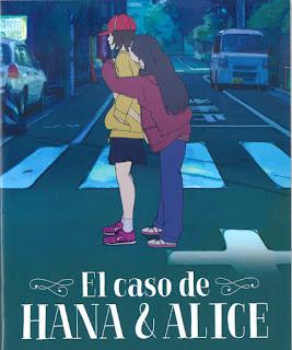 """Reseña de """"El caso de Hana y Alice"""" de Shunji Iwai - Mediatres Estudios"""
