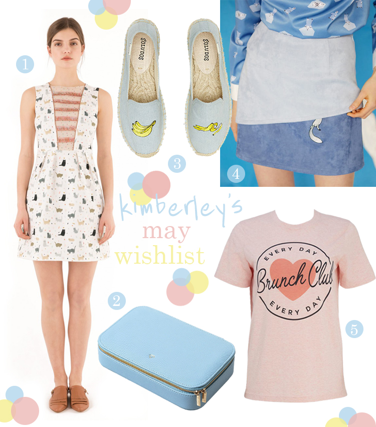 wishlist, blogger picks, wish list, Biscuit, Joanie Clothing, Kate Pugsley, Oliver Bonas,