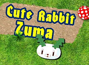 Cute Rabbit Zuma