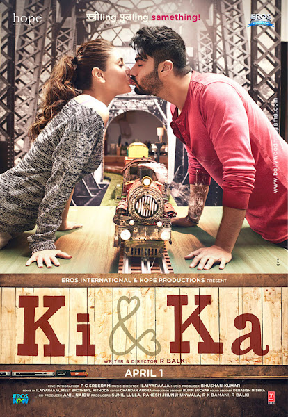 Ki and Ka (2016) Movie Poster No. 2