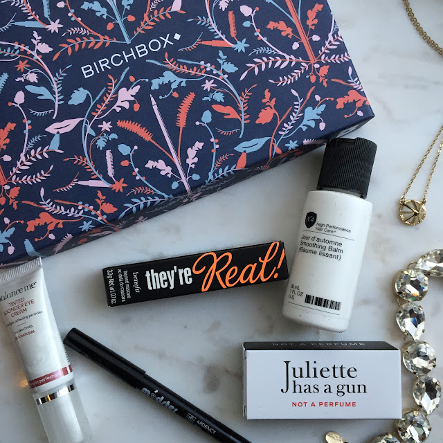 November Birchbox Unboxing Review Beauty Blogger