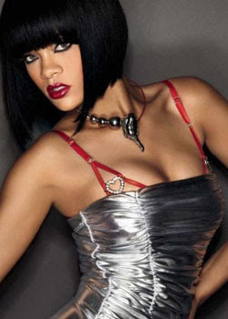Rihanna likes bedroom domination