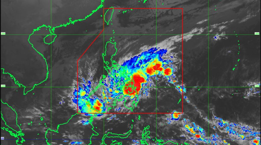 'Bagyong Basyang' PAGASA weather update February 13, 2018