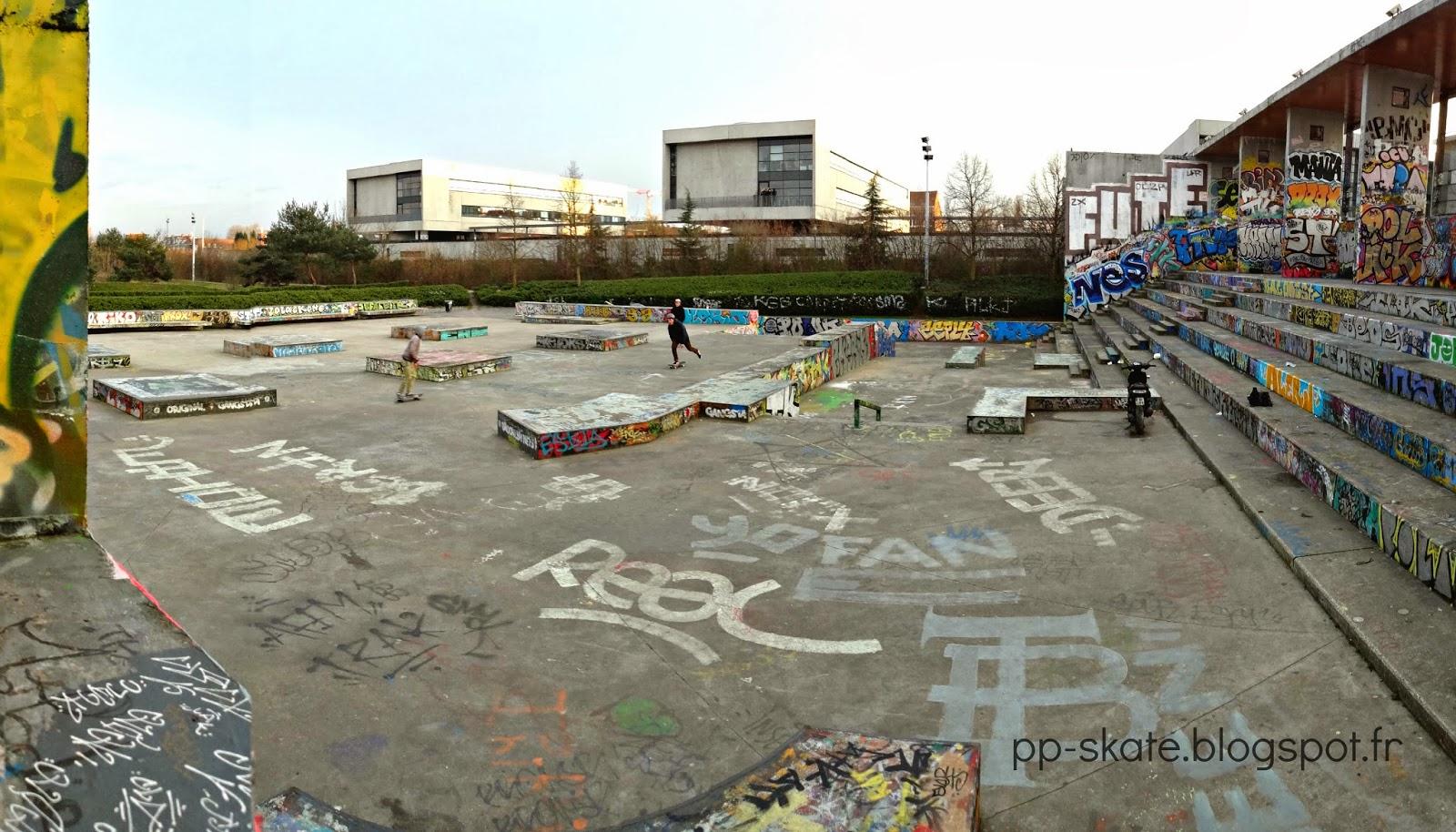 Street park Lille