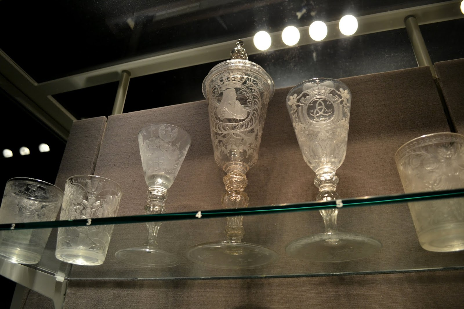 Музей стекла в Корнинг, штат Нью Йорк (Corning Museum of Glass, Corning, New York)