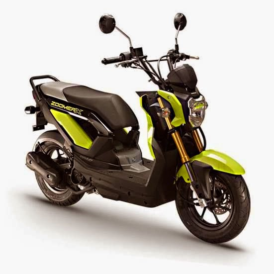 honda zoomer x review and spec the new autocar. Black Bedroom Furniture Sets. Home Design Ideas