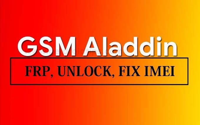 GSM ALADDIN TOOL (free)