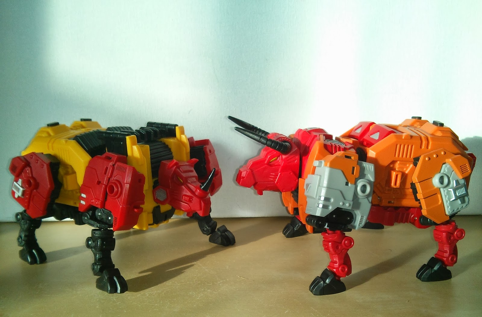 mastermind creations fortis bovis