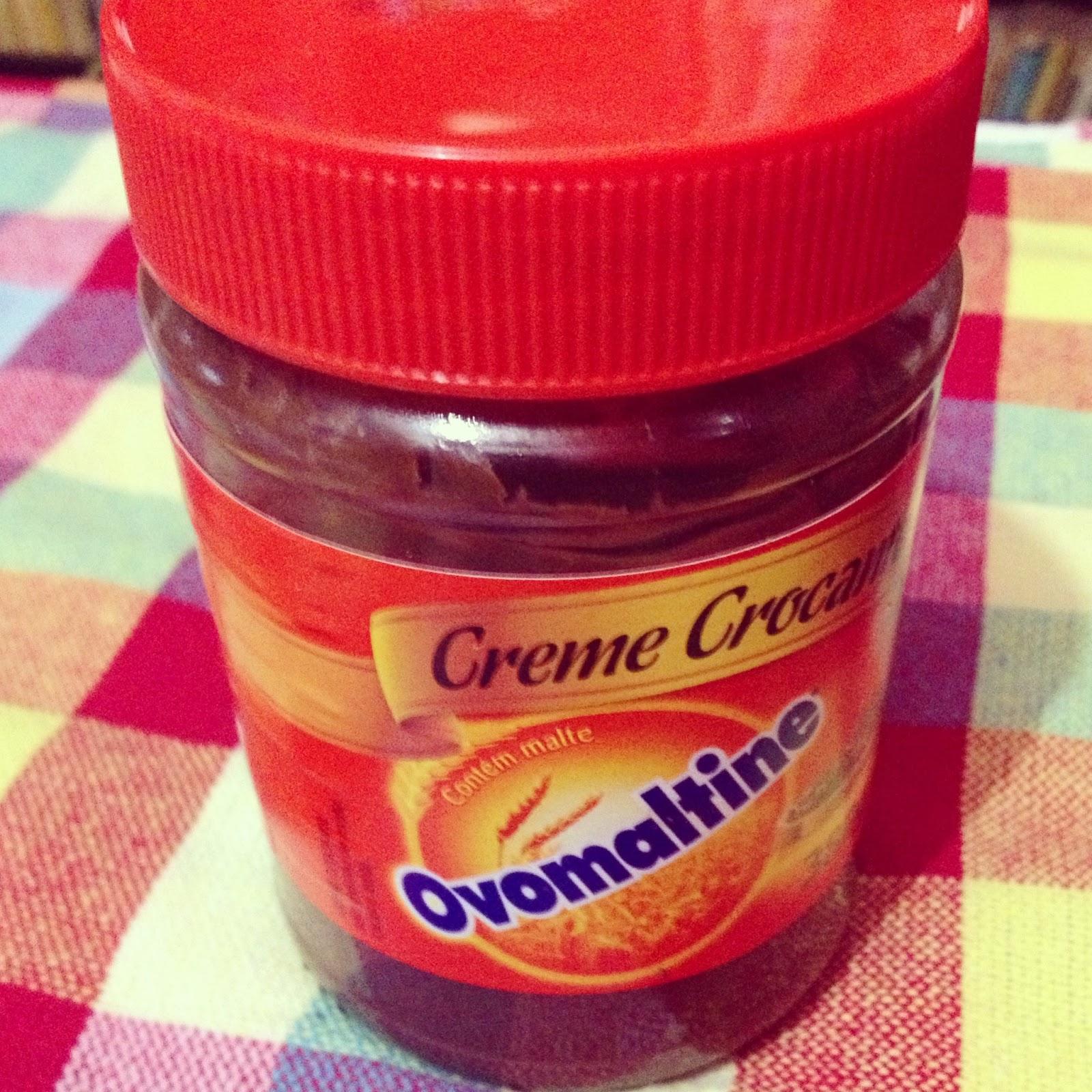 IMG_5796 Provando: Creme Crocante de Ovomaltine