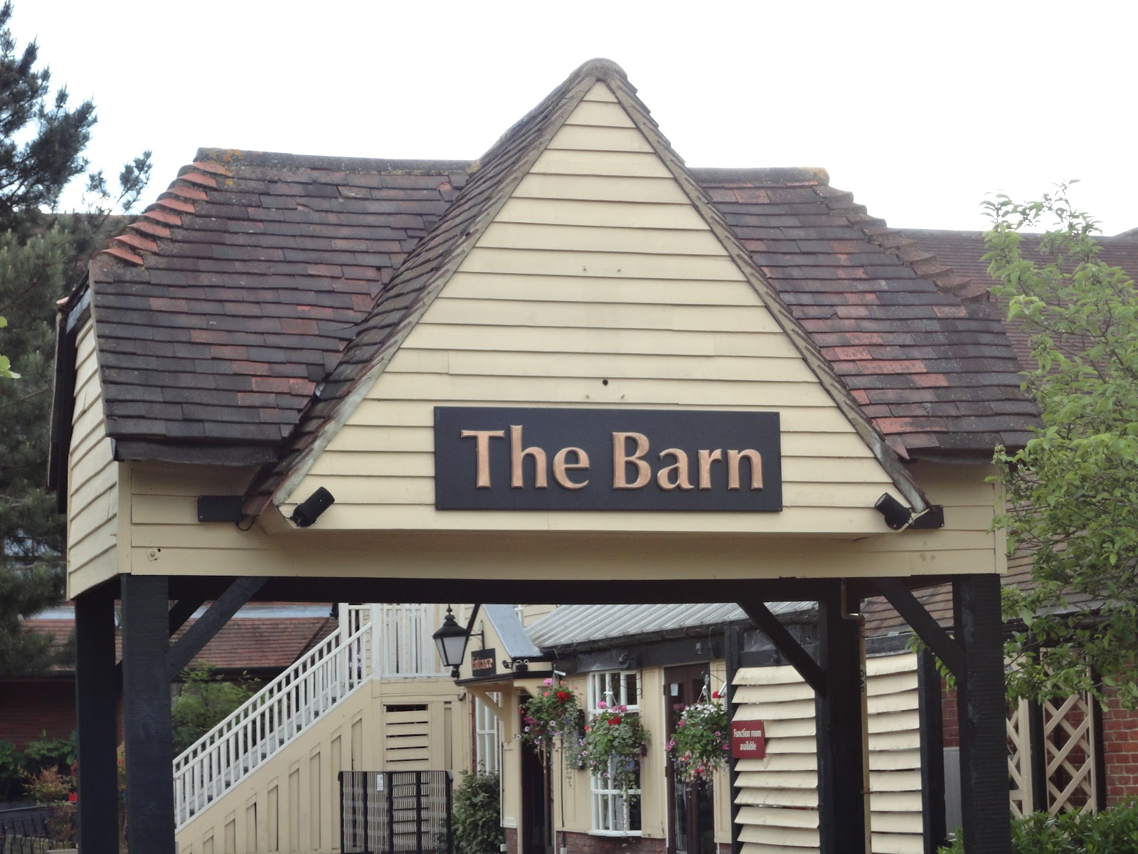 The Barn Beefeater Milton Keynes