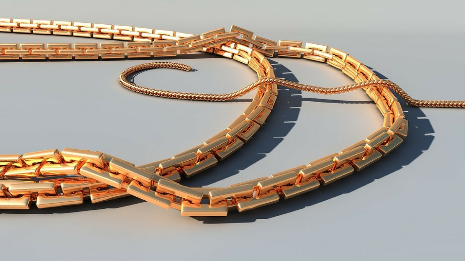 Hermosas cadenas