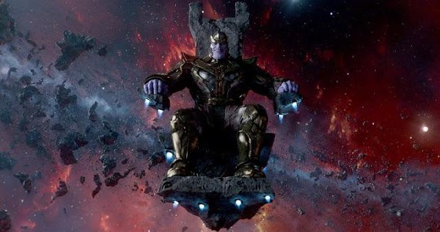 Thanos y nuevos mundos en Avengers: Infinity War