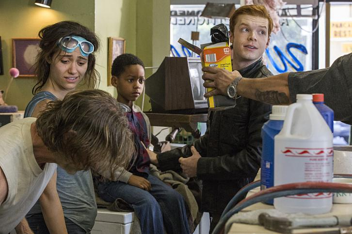 Shameless - Episode 7.08 - You Sold Me the Laundromat, Remember? - Promo, Promotional Photos & Synopsis