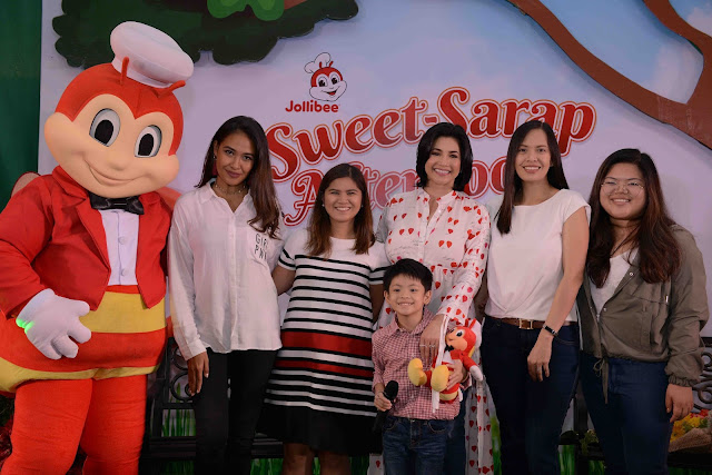 Newest Jolly Spaghetti endorsers Regine and Nate Alcasid  share their most sweet-sarap moments