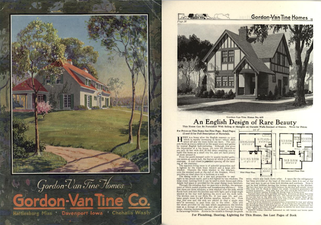 gordon van tine no 619 1926 catalog