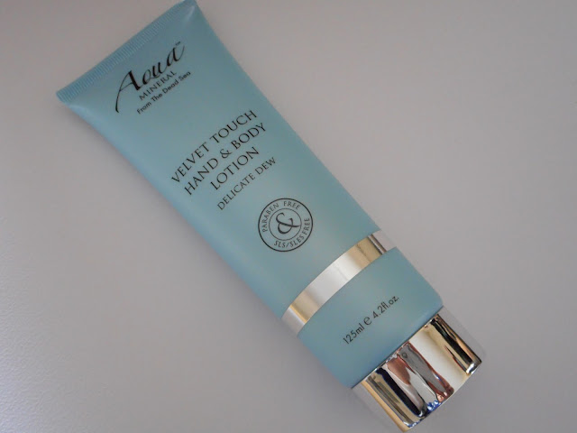 Aqua Mineral - Velvet Touch Hand & Body Lotion Delicate Dew