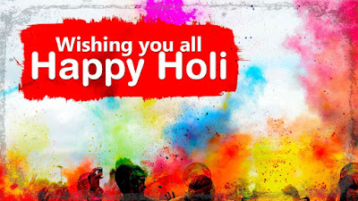Best Holi status quotes wishes messages in Hindi | Happy Holi