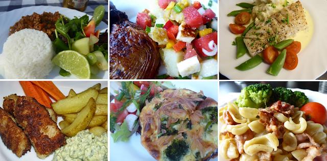 Kategorin grönsaker - och så är det Fredag!