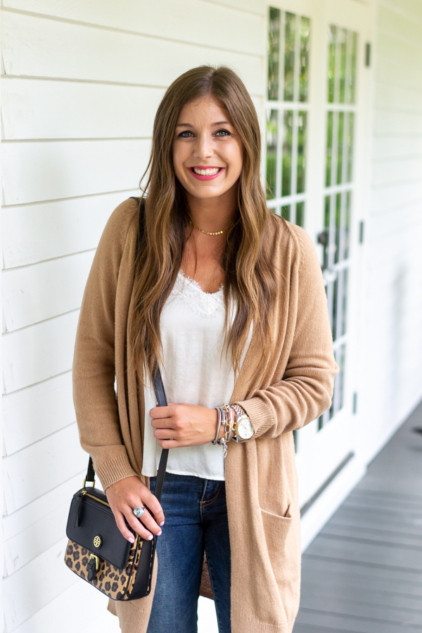 Fall Outfit Idea - Chasing Cinderella