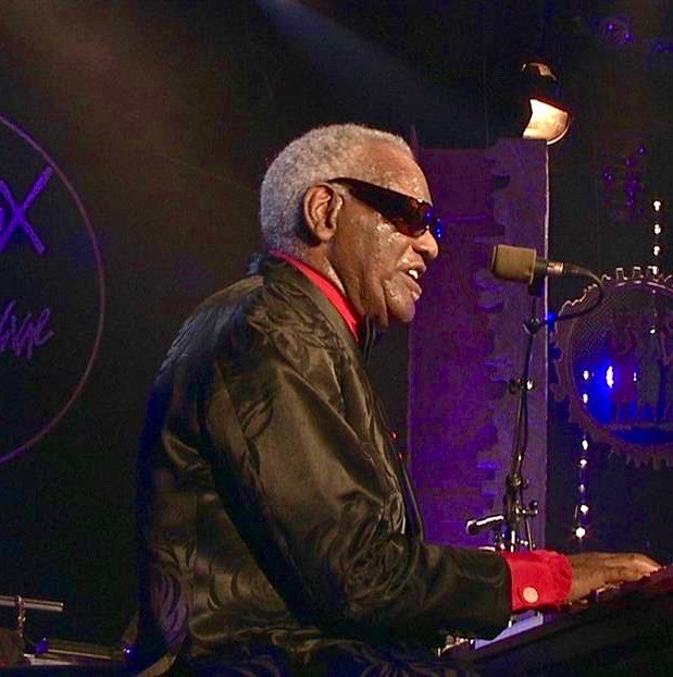 MusicTelevision.Com presents Ray Charles live at Montreux in 1997