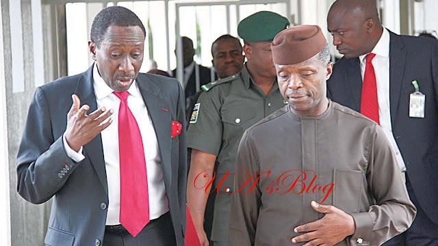 REVEALED: Inside Story Of How Prof Osinbajo, NSA Monguno Et Al Planned Sack Of DG DSS