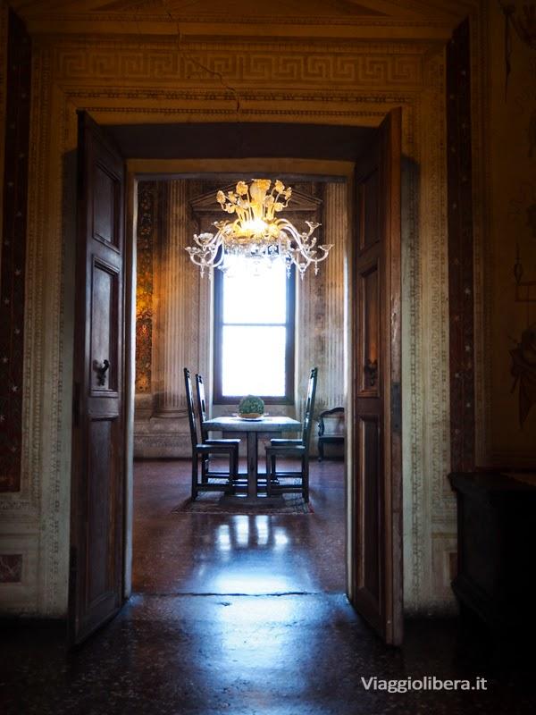Villa Emo - interno