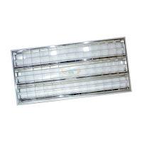 T8 LED 輕鋼架燈具 18Wx3 4呎3燈型