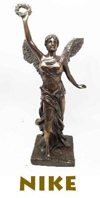 brand new 04d10 4f75f NIKE. DIOSA DE LA VICTORIA Su origen es antiguo y con varias teorias sobre  quienes eran sus padres, para unos era Zeus, para Hesiodo era hija del  Titan ...