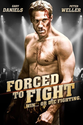 Poster Of Forced to Fight 2011 In Hindi Bluray 720P Free Download
