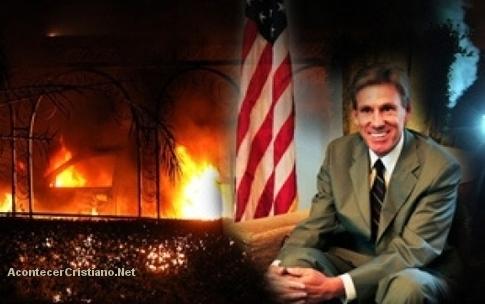 Ataque de consulado de EE.UU. en Libia