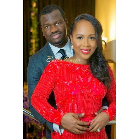 Uche Pedro welcomes baby girl