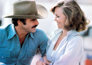 Burt Reynolds Sally Field Smokey and the Bandit 2 1980