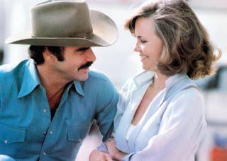 Burt Reynolds Sally Field Smokey and the Bandit 2 1980