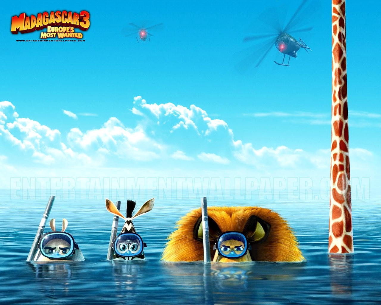 Art news disney desktop wallpaper madagascar 3 wallpaper - Madagascar wallpaper ...