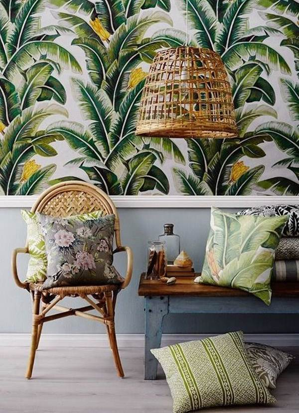 7 Lounges And Dining Rooms With Tropical Style 8