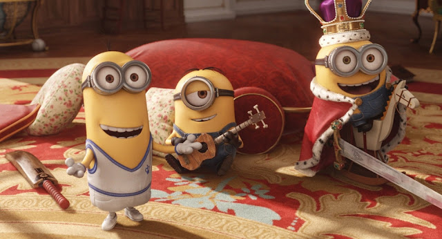 Cute Minion Faces HD Wallpapers