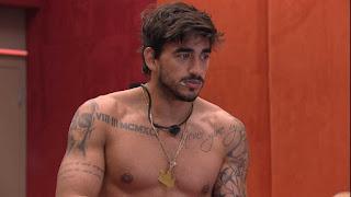 BBB20: Guilherme diz que brother fala sempre de jogo