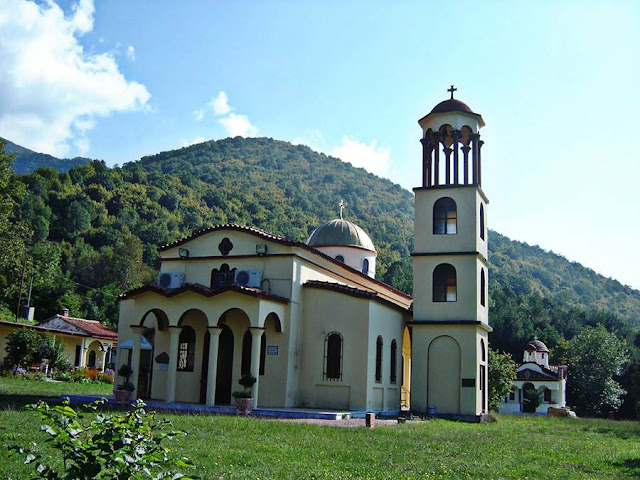 Εορταστικές Εκδηλώσεις στην Ιερά Μονή Παναγίας Γουμερά