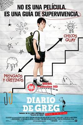 Diario De Greg: Un Viaje De Locos
